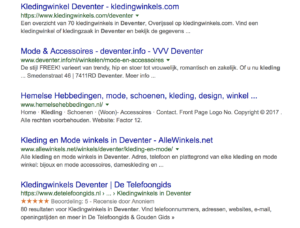 Webdesign Deventer Overijssel